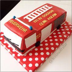 Itfaiye arabasi pasta