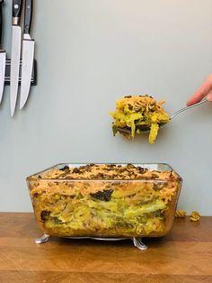 Pasta, Food Blogs, Banana Bread, Veggies, Healthy, Desserts, Noodle, Easy Meals, Table