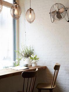Interiors | New York Cafe