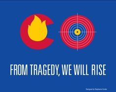 Destructive wildfires and the shooting in Aurora — it hasn't been the best summer for Colorado. However, our state has seen tragedy before, and we will persevere. That's the message behind this creation from Stephanie Corder, a Craig Daily Press and Steamboat Pilot & Today graphic designer. See more at www.craigdailypress.com