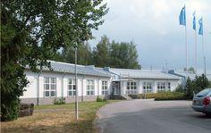 Fingridin toimipaikka Hämeenlinnassa.