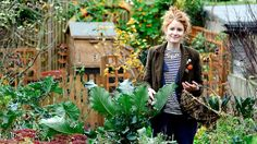 Alys Fowler attempts to avoid shop-bought fruit and veg and live off her own produce