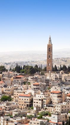 Jerusalem, Capital of Israel.  Jerusalem, located on a plateau in the Judean Mountains between the Mediterranean and the Dead Sea, is one of the oldest cities in the world. It is considered holy to the three major Abrahamic religions—Judaism, Christianity and Islam.