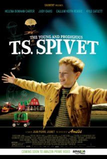 Awesome movie! - The Young and Prodigious T.S. Spivet (2013) Poster