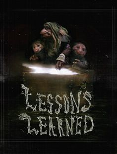 Toby Froud's Lessons Learned