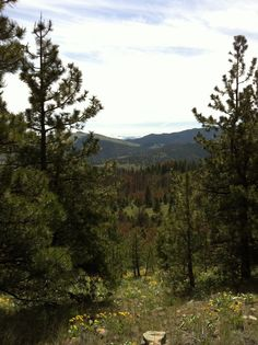 Mount Helena, Helena, Montana Short hike worth the view to go all the way to the top!