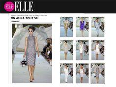 ELLE-Hiver-2010-2011Fashion Show couture by on aura tout vu. Haute Couture Fashion Week Paris