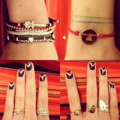 Art Tous my-style Bangle Bracelets, Bangles, Jewerly, Fashion Jewelry, Hair Accessories, My Love, My Style, Nice Place, Fashion Bloggers