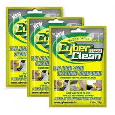 Cyber Clean Гель для очистки труднодоступных мест.