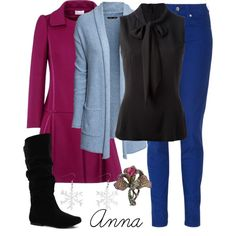 """Anna"" by allij28 on Polyvore"