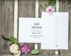 "save the date""fancy twosome"", online bestellbar bei www.papierhimmel.com"