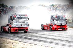 #19 #24 #FIA #ETRC #Jarama #MercedesBent #mbtruck #Actros #Axor #truckracing #dieselpower #mbfanphoto