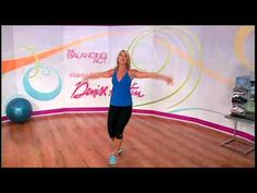 I love love love Denise Austin's Wake Up and Go workouts. I can do these every single day no matter what and they do work!