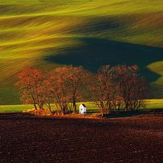 Instagram media by martinrakphoto - Chapel in the Fields | I am co-leading a photo tour in South Moravia next month. Check out http://czech.photos for more info.
