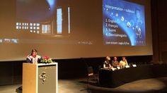 Venäjän saamelaisten tilanne uhkaa koko saamelaiskulttuuria ja sen tulevaisuutta. Me olemme yksi kansa neljän valtion alueella, vetosi Näkkäläjärvi puheessaan.