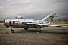 /by mvonraesfeld #flickr #1950s #MiG15