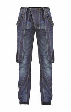 Ανδρικό παντελόνι denim buggy   Παντελόνια τζίν - Jeans & Denim - Pants, Fashion, Trouser Pants, Moda, Fashion Styles, Women's Pants, Women Pants, Fashion Illustrations, Trousers