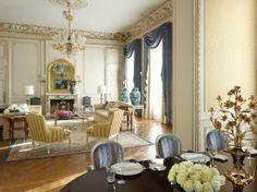 Imperial Suite - Shangri-La Hotel, Paris