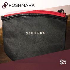 Sephora Makeup Mini Bag Makeup on the go pouch Sephora Bags Mini Bags