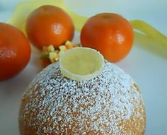 Mini cake allo yogurt e mandarino soffice e delicato
