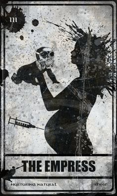 Darkana Tarot Card - Empress by dyler-turden on deviantART
