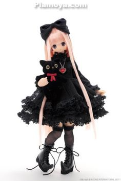 Azone EX Cute 8th Series Witch Girl Chiika / Little Witch of the Heart Doll #doll #dolls