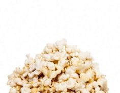 Whether you make it with an air popper or in the microwave, popcorn is full of fiber and has few cal... - Getty Images