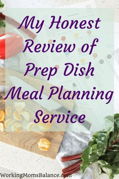 My honest assessment of the Prep Dish Meal Planning Service Healthy Life, Eating Healthy, Healthy Habits, Photo Food, Working Mom Tips, Thing 1, Postpartum Recovery, Work From Home Moms, Polenta