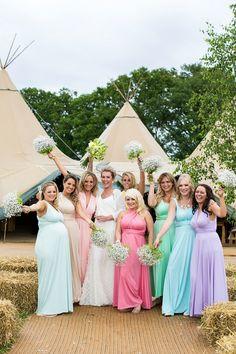 #bridesmaidsdresses #bridesmaids #bride