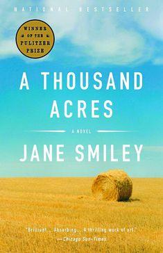 Jane Smiley - A Thousand Acres / #awordfromJoJo #LiteraryFiction #JaneSmiley