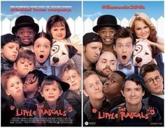 The Little Rascals Have Recreated Their Classic Movie Cover Twenty Years Later pic.twitter.com/oNpMqYQzfk