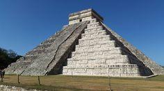 Chichen Itza Mexico - Celina Lisek Chichen Itza Mexico, Building, Travel, Viajes, Buildings, Destinations, Traveling, Trips, Construction