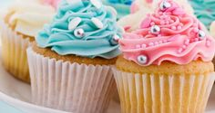 Girly cupcakes...