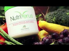 Mannatech's NutriVerus powder provides nutrition from real food and plant sources. Don't settle for synthetic vitamins made from fossil fuels or minerals fro. Health And Beauty, Health And Wellness, Health Tips, Food Technology, Yummy Mummy, Nutritional Supplements, Kids Nutrition, Health Education, Fitness Diet