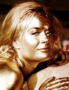 Jill Masterson Played by: Shirley Eaton Goldfinger (1964)