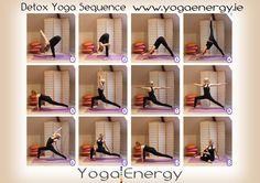 Detox Yoga Sequence