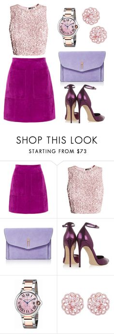 """""""Без названия #293"""" by elenssiitta ❤ liked on Polyvore featuring L.K.Bennett, Hayward, Brian Atwood, Cartier and Emilio!"""