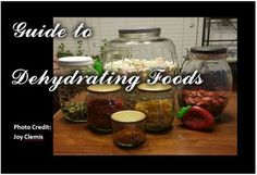 Information on the Procedures, Terms, and Processes of Drying Foods Drying food is a comparatively simple matter and definitely not rocket science. With a few tips and tricks, anyone can learn to s…