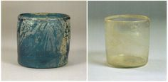 roman glass excavated in CHINA