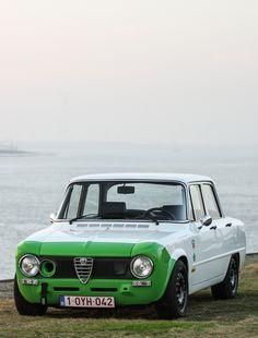 Alfa Romeo Giulia 1600 Super Quadrifoglio Alleggerita