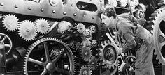 """""""Mais do que máquinas, precisamos de humanidade"""" C.Chaplin"""