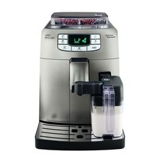 Saeco Intelia Cappuccino Machine