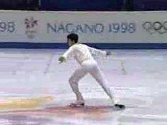 Todd Eldredge 1998 Olympics Exhibition