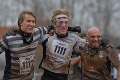 Bravehearts at the race in Münnerstadt, 10 March 2012