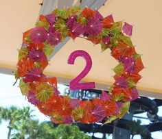 Hawaiian Luau Birthday Party Ideas | Photo 14 of 22