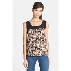 mixed fabric t shirts - Google Search
