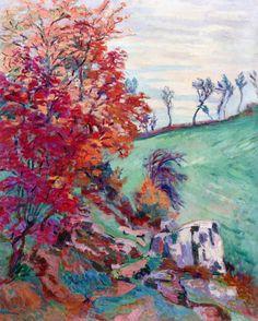 Armand Guillaumin (French, 1841-1927) -  La Creuse, c. 1902