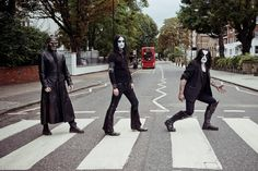 We took Abbath for a day trip round London - Feature - Metal Hammer