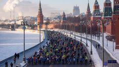 In een dorp ten noordwesten van Moskou bleef de thermometer vannacht steken op min 36 graden.