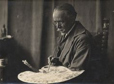 One of the first African-American artists to achieve a reputation in both America and Europe, Henry Ossawa Tanner worked in the Naturalist and genre traditions of American art.